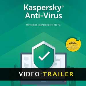 Kaspersky Anti Virus 2019 video trailer