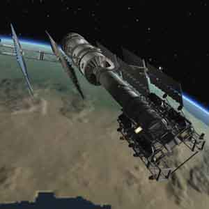 Kerbal Satellite