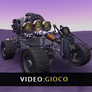 Kerbal Space Program Video Di Gioco