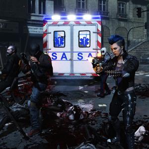 Killing Floor 2 - Personaggi