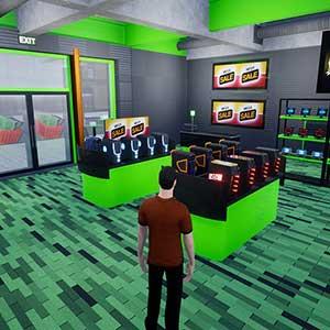 King of Retail - Negozio di computer