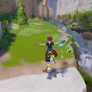 Kingdom Hearts 3 PS4 Gameplay