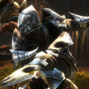 Kingdoms of Amalur Re-Reckoning Jottun Guerriero Jottun