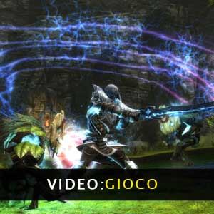 Kingdoms of Amalur Re-Reckoning video gameplay