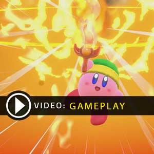 Kirby Star Allies Nintendo Switch Gameplay Video
