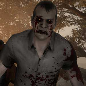 Un gruppo di zombie in Left 4 Dead 2