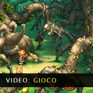 Legend of Mana Video di gioco