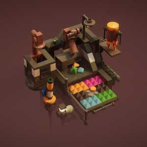 LEGO Builders Journey Fabbrica