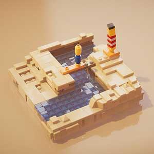 LEGO Builders Journey Fiume