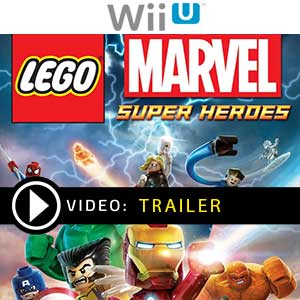 Acquista Codice Download Lego Marvel Super Heroes Nintendo Wii U Confronta Prezzi