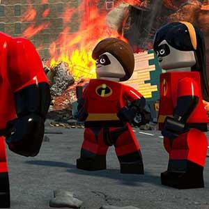 LEGO The Incredibles avventure elettrizzanti della famiglia Parr