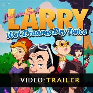 Leisure Suit Larry Wet Dreams Dry Twice Video del rimorchio