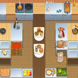 Let's Cook Together - Cibo veloce