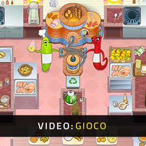 Let's Cook Together Video del gioco