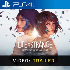 ife is Strange Remastered Collection PS4 Video Trailer