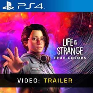 Life is Strange True Colors PS4 Video Trailer