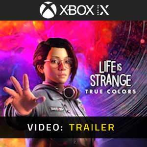 Life is Strange True Colors XBox Series X Video Trailer