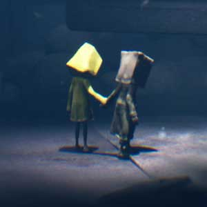 Little Nightmares 2 Mono e Six