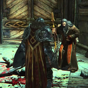 Lords of the Fallen parlare con Kaslo