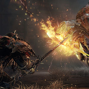 Lords of the Fallen Combattimento