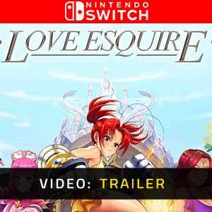 Love Esquire Video del trailer di Switch