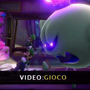 Luigis Mansion 3 Nintendo Switch video di gioco