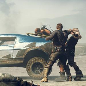 Mad Max - Un'imboscata da banditi