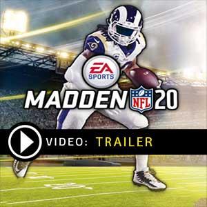 Acquistare Madden NFL 20 CD Key Confrontare Prezzi