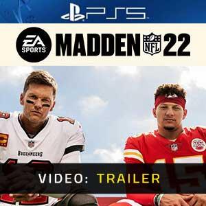 Madden NFL 22 PS5 Video Trailer
