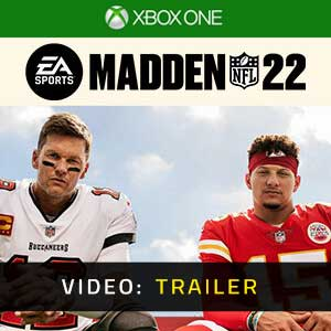 Madden NFL 22 Xbox One Video Trailer