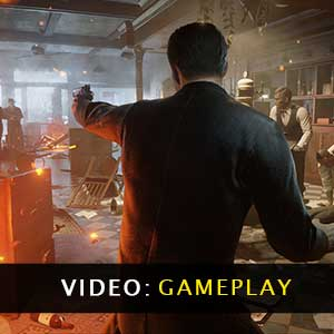 Mafia Definitive Edition video di gameplay
