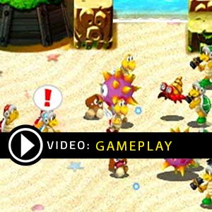 Mario and Luigi Bowsers Inside Story Nintendo 3DS Gameplay Video