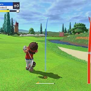 Mario Golf Super Rush Distanza