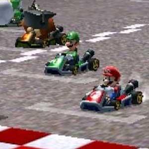 Mario Kart 7 Nintendo 3DS Gara