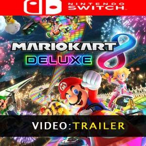 Mario Kart 8 Deluxe video trailer