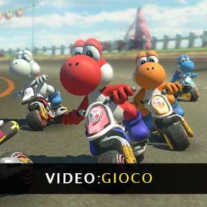 Mario Kart 8 Deluxe video di gioco