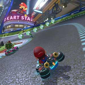 Mario Kart 8 Nintendo Wii U Gara