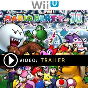 Acquista Codice Download Mario Party 10 Nintendo Wii U Confronta Prezzi