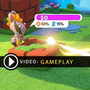 Mario Rabbids Kingdom Battle Nintendo Switch Gameplay Video