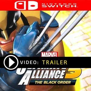 Acquistare MARVEL ULTIMATE ALLIANCE 3 The Black Order Nintendo Switch Confrontare i prezzi