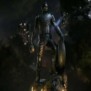 Marvel's Avengers La statua di Capitan America