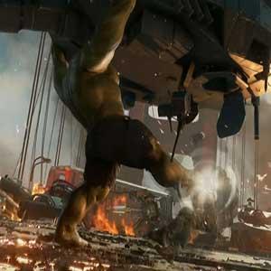 Marvel's Avengers Hulk