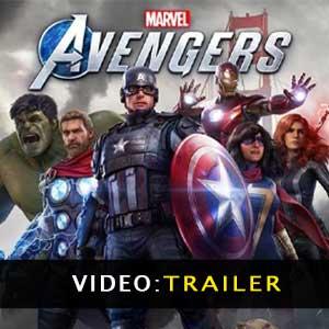 Marvels Avengers Video del rimorchio