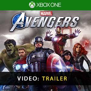 Marvel's Avengers Video del rimorchio