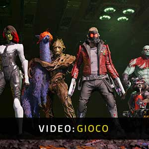 Marvel's Guardians of the Galaxy Video Di Gioco
