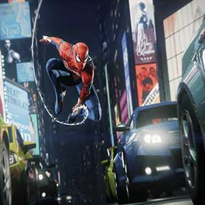 Marvel's Spider-Man Remastered PS5 Piazza Dei Tempi