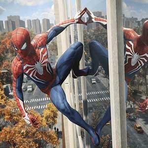 Marvel's Spider-Man Remastered PS5 Tuta Avanzata