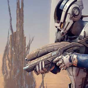 Mass Effect Armi della Via Lattea