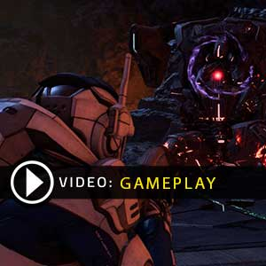 Mass Effect Andromeda Video Gameplay
