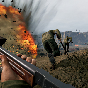 Medal of Honor Above and Beyond VR trincea